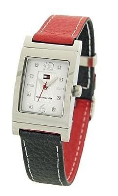Tommy Hilfiger Watches -1780565 - con correa de acero inoxidable, color negro
