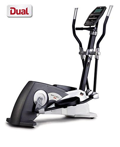 BH Fitness BRAZIL DUAL G2375U. 35 lbs. inertial system. 18