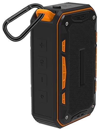Bluetooth Lautsprecher Wasserdicht Outdoor Tragbare Karte Lautsprecher 6W Geschenk,Orange (4-ohm-lautsprecher 15)
