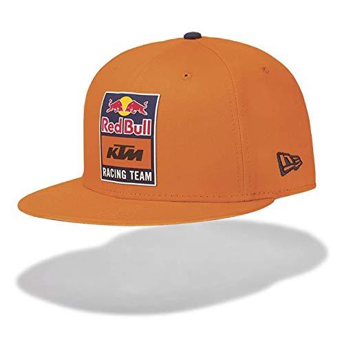 2019 RB K T M Racing MotoGP MX orange Flatbrim Cap New Era 9Fifty reflektierend