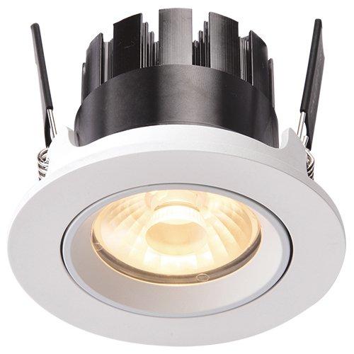 THOMSON Spot LED encastrable DRACO orientable 8W 620Lm IP54