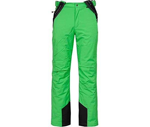 Bergson Herren Skihose Frosty Race, Classic Green [210], 50 - Herren