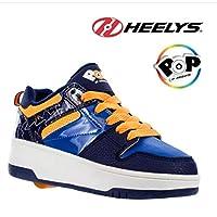 Heelys POP Push Sneakers Roller Kids Shoes Wheel On Heel Side Push 771069P