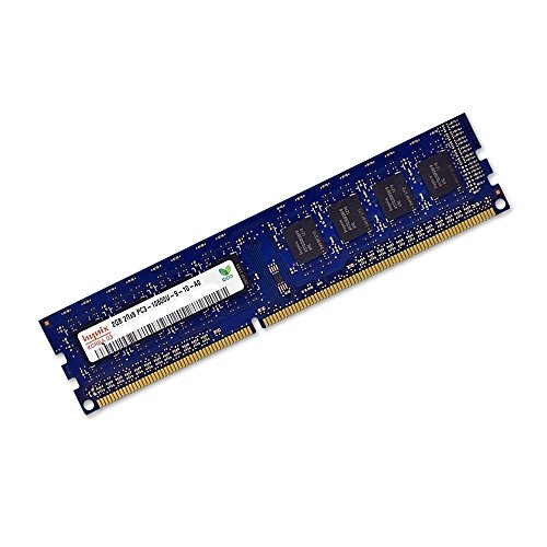 Hynix Hmt325u6bfr8c-h9 2gb Desktop Dimm Ddr3 Pc10600(1333) Unbuf 1.5v 1rx8 240p 256mx64 256mx8 Cl9 8