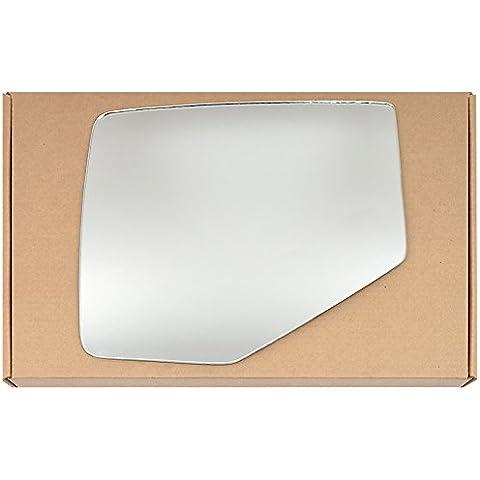 Lato Sinistro passegner Silver Wing specchio per Ford Explorer 2006–2010
