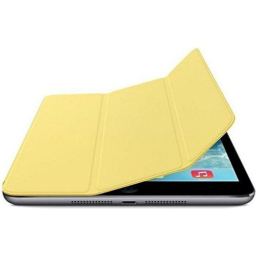 Apple BT-MF057ZMA iPad Air Smart Cover, Giallo