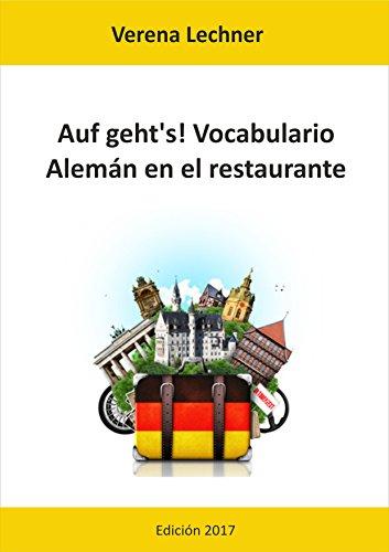 Auf geht's! Vocabulario Alemán en el restaurante