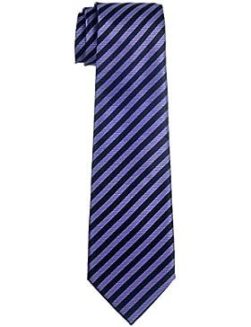 Retreez rayas Tejido microfibra Boy 's Tie–8–10años–Varios colores