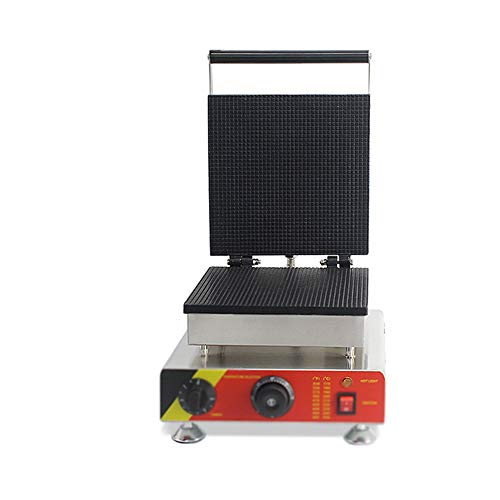 WYQSZ - waffeleisen Waffelmaschine-Eiscreme-Maschine Hurrikan-Waffelmaschine-Quadrat-Eiscreme-Haut-Eiscreme-Hautwaffelmaschine-Waffelmaschine - 9987