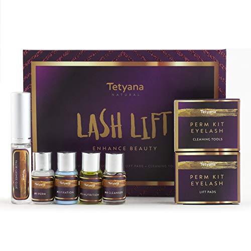 7709ad4f925 ... Fake Eyelashes Natural Thick False Eye Lashes Makeup Extension.  Comments. Tetyana naturals Eyelash Perm Kit, Professional Quality Lash  Lift, ...