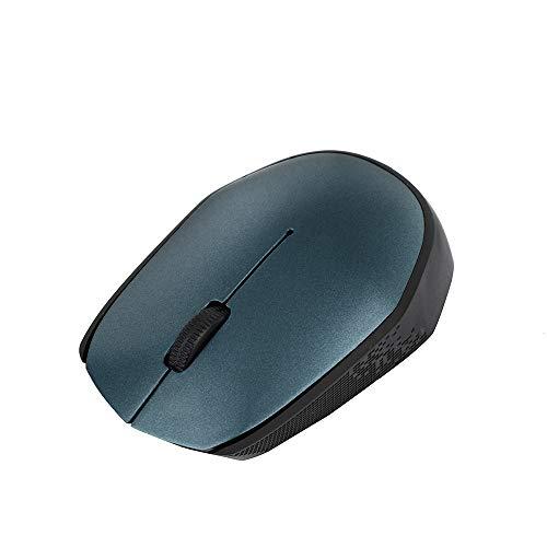 KERULA 2,4 GHz 3D Wireless Optical Mouse Gaming Maus für PC Laptop SpieleMaus Computer Ergonomische Leise Tragbar Wiederaufladbar MäUse Kabellos Tasten Mit EmpfäNger ()