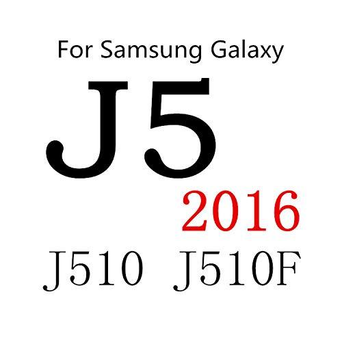 Vikimen Ausgeglichenes Glas-Film, Schirm-Schutz,Tempered Glass for Galaxy S3 S4 S5 S6 J7 J5 J3 J1 J7 Neo Core Glass for J4 J6 New J2prime G532 Grand Prime for Galaxy J5 J510F Tempered Glass