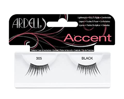 ARDELL - das Original - Lash Accents 305 black, 1 Paar
