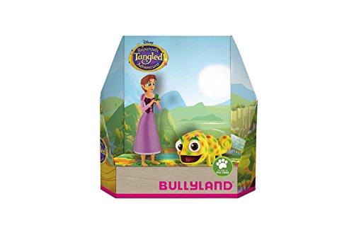 Bullyland 13462 -  Spielfigurenset, Walt Disney Rapunzel - Rapunzel und Pascal