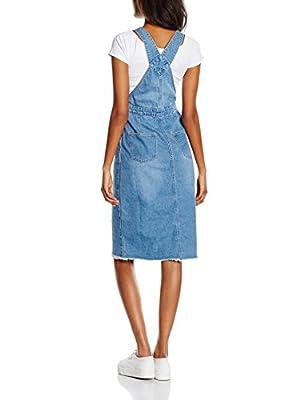 New Look Women's Snow Pinny Sleeveless Dress