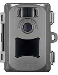Tasco 2-5MP, 18 NO-GLOW BLACK LED TRAIL CAMERA 119237 Piège Photographique Gris