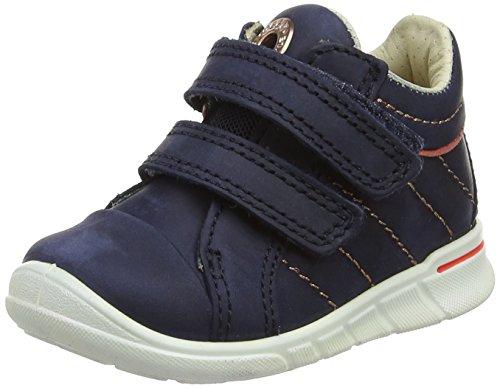 ECCO Baby Mädchen First Sneaker, Blau (Night Sky), 24 EU