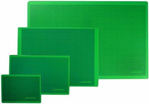 West Tapis de découpe auto-cicatrisant Vert Format A0