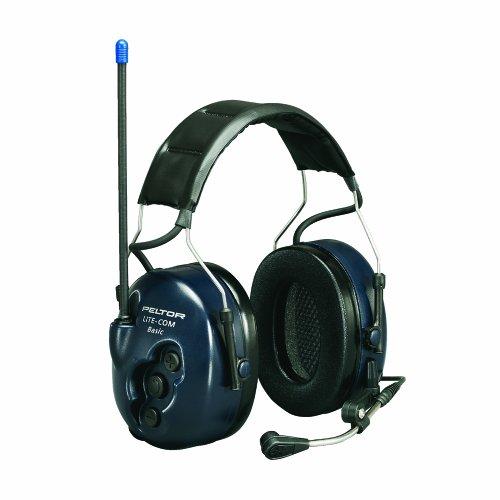 Peltor MT53H7A4400 Lite-Com Basic Funk-Kopfhörer, Marineblau thumbnail