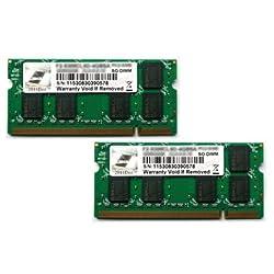 G.Skill 1GB (1x1024MB) PC2-5300, F2-5300CL4S-1GBSA