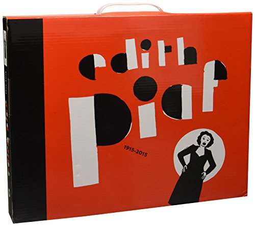 100ème Anniversaire [Vinyl LP] Edith Piaf-box-set