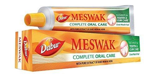 Dabur Meswak Toothpaste - 100 g - Pack of 3