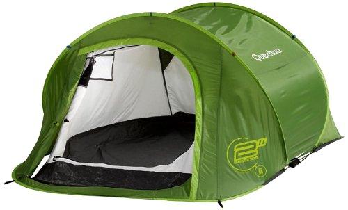 Quechua - 2 Seconds II Wurfzelt Grün