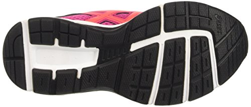 Asics Pre Galaxy 9 Ps, Scarpe da Ginnastica Unisex – Bambini Rosa (Sport Pink/Flash Coral/Black)
