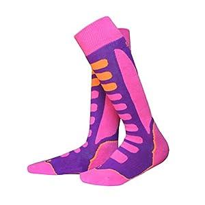 VORCOOL Socken Dicke Baumwolle Sport Snowboard Radfahren Skifahren Fußball Socken Männer Frauen Feuchtigkeitsaufnahme Hohe Elastische Socken