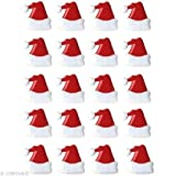 Artemio Brads (4MM), 20 Stück, Santa'Mütze, mehrfarbig, Farbe