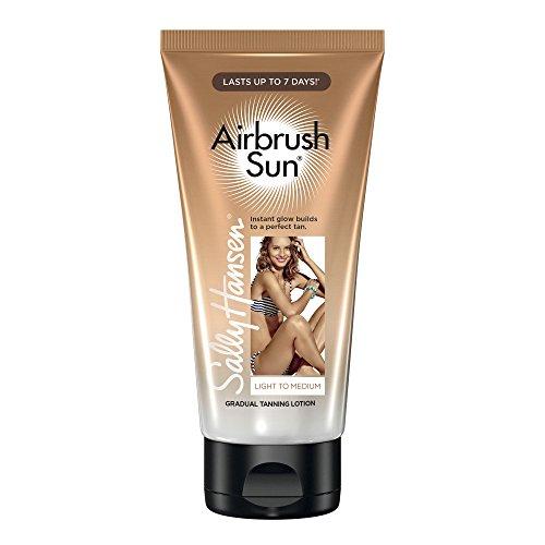 SALLY HANSEN Airbrush Sun Tanning Lotion - Light To Medium -