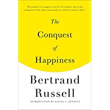 The Conquest of Happiness by Bertrand Russell(2013-08-05)
