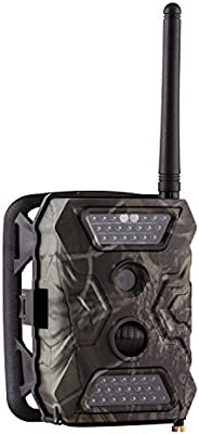 Duramaxx GRIZZLY Mini GSM Cámara trampa 12MP Full HD