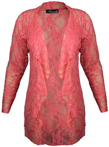 Generic - Gilet - Femme Rouge - Corail