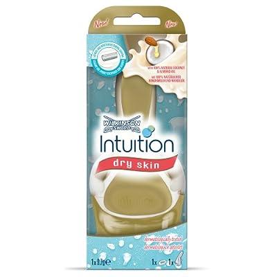 Wilkinson Sword Intuition Womens Dry Skin Razor