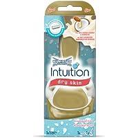 Wilkinson Sword Intuition Dry Skin Apparat mit 1 Klinge und App.-Halter