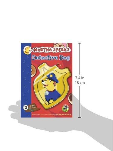 Martha Speaks: Detective Dog (Chapter Book)