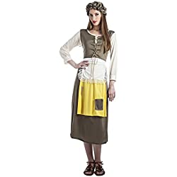 Disfraz de Lady Pobre (Talla XL)