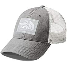 The North Face Mudder Trucker Hat Gorra, Hombre, TNF Medium Grey Heather, Talla