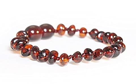 Bracelet 16 Cm - Ambre Bracelet/Bracelet de cheville Tailles de 12cm,
