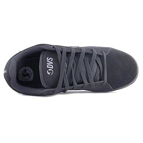 DVS Shoes Herren Revival 2 Skateboardschuhe, Schwarz Black Trubuck