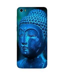 Blue Buddha Huawei Honour 6 Case