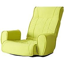 HCJLRSF Puf, sofá Individual Sillón Cama Plegable de Estilo japonés Sala de Estar Dormitorio Tumbona