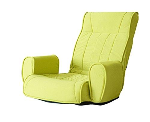 HCJLRSF Puf, sofá Individual Sillón Cama Plegable de Estilo japonés Sala de Estar Dormitorio Tumbona (Color : #3)
