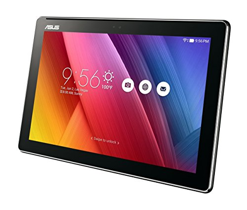 ASUS ZenPad Z300M 10-Inch Tablet - Dark Gray (MTK MT8163 Quad-Core, 2 GB RAM, 16 GB eMMC, Mali-T720 MP2 Graphics Card, Android 6.0)