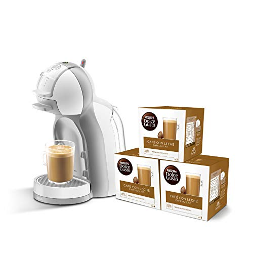 Pack Krups Dolce Gusto Mini Me KP1201 - Cafetera de...