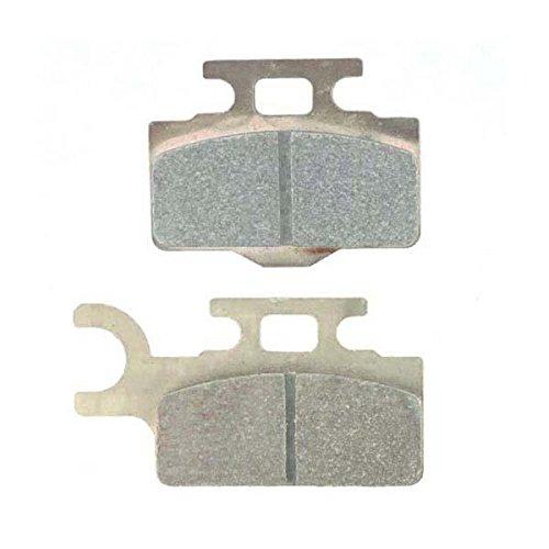 MGEAR Bremsbeläge 30-111-S, Einbauposition:Vorderachse links, Marke:für KAWASAKI, Baujahr:2001, CCM:65, Fahrzeugtyp:Dirtbike, Modell:KX 65
