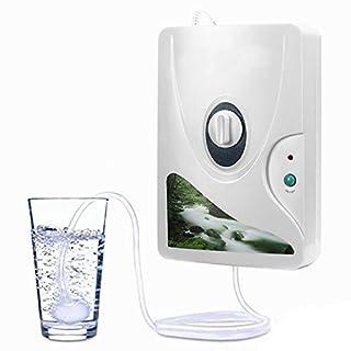 Ajusen Ozon Wasser und Luftreiniger Reiniger Sterilisator für Zuhause Lebensmittel Gemüse Früchte und mehr Entfernen von Gerüchen