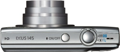 Canon IXUS 145 Digitalkamera (16 Megapixel, 8-fach opt. Zoom, 6,8 cm (2,7 Zoll) LCD-Display, HD-Ready) silber - 5