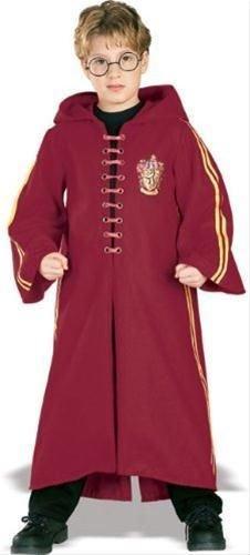 y Potter Quidditch Gewand Kinderkostüm - Größe 128 (Harry Potter Quidditch Kostüme)